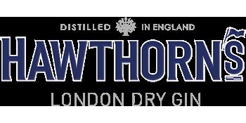 180 East- Hawthorn's Gin logo