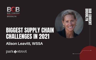 Alison Leavitt Breaks Down Biggest Supply Chain Challenges