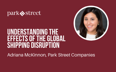 Understanding The Effects of the Global Shipping Disruption