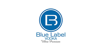 Blue Label Vodka logo