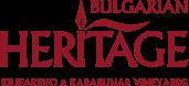 Bulgarian Heritage logo