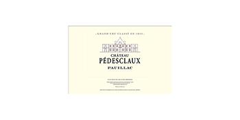 Chateau Pedesclaux logo.jpg