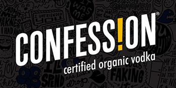 Confession Vodka logo