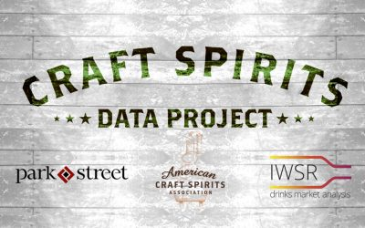Third Annual Craft Spirits Data Project – September 25, 2018