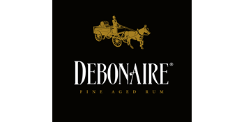 Debonaire Rum logo