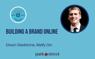 Elwyn Gladstone: Building a Brand Online