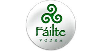 Failte Vodka logo