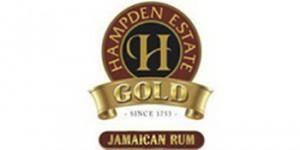 Hampden Gold rum logo