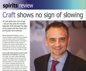 IWSR Magazine Article