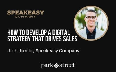 Josh Jacobs on How to Develop a Digital Strategy that Drives Sales