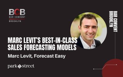 Marc Levit's Best-in-Class Sales Forecasting Models