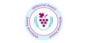 Millennial Award Show Logo