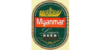 Myanmar Beer logo