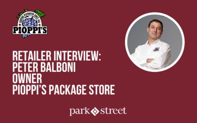 Retailer Interview: Peter Balboni, Owner, Pioppi's Package Store