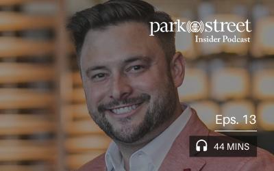 Podcast Episode: Patrick Halbert, Co-Founder, On the Rocks Cocktails