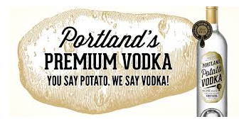 Portland Potato Vodka logo