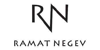 Ramat Negev wine logo