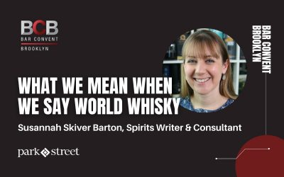 What We Mean When We Say World Whisky
