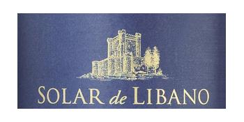 Solar de Libano Wine logo