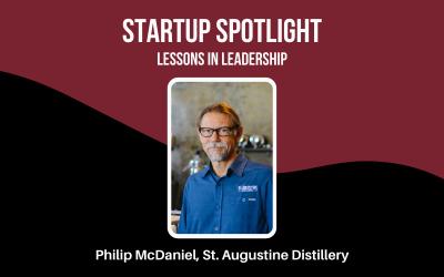 Startup Spotlight: Philip McDaniel, CEO of St. Augustine Distillery