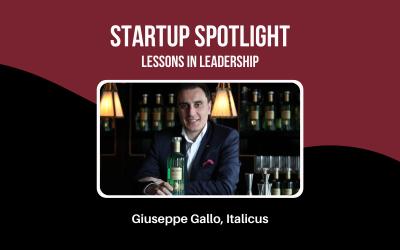Startup Spotlight: Giuseppe Gallo, Founder and CEO of Italicus