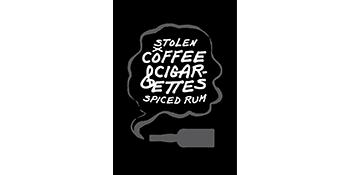 Stolen Rum Coffee & Cigarettes Spiced Rum