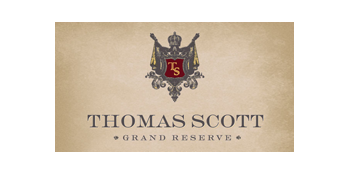 Thomas Scott wine logo