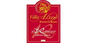 Villa Alme Etichetta Rosa logo