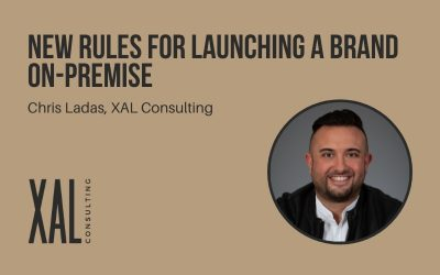 New Rules for Launching a Brand On-Premise