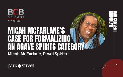 Micah McFarlane's Case for Formalizing an Agave Spirits Category