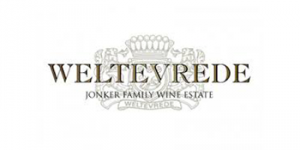 Weltevrede wine logo