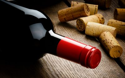 Rising alcohol levels in wine