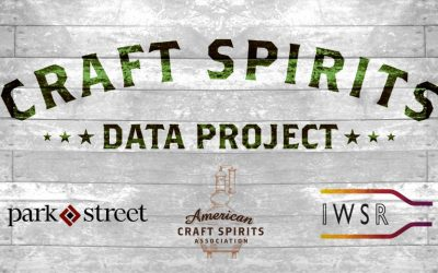 Park Street Imports Releases the 2017 Craft Spirits Data Project