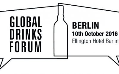 Park Street CEO Dr. Harry Kohlmann at Global Drinks Forum, Berlin 2016 on the future of the U.S. spirits market in light of accelerated fragmentation