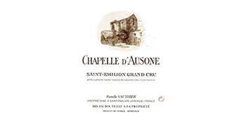 Chapelle D Ausone logo