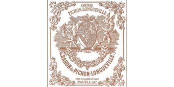 Chateau Pichon Longueville Baron logo.jpg