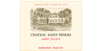 Chateau Saint Pierre logo