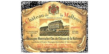 Chateau de la Maltroye logo