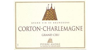 Corton Charlemagne logo