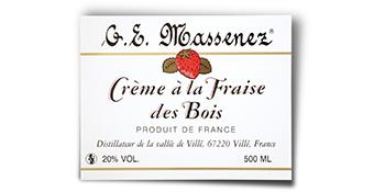 Fraise des Bois logo