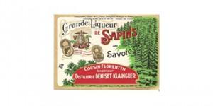 Grande Liqueur de Sapins logo