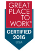 Great Places To Work Award