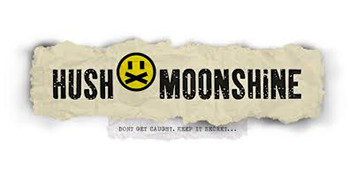 Hush Moonshine logo