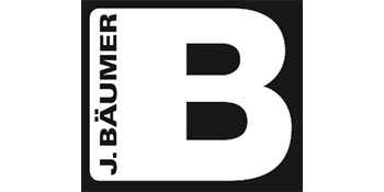 J Baumer wine logo