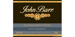 John Barr whisky logo