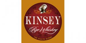 Kinsey Rye Whiskey logo
