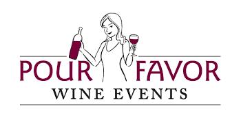 Pour Favor wine logo