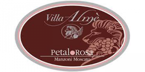 Villa Alme Petal Rosa Montalcino logo