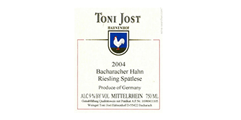 bacharacher-hahn-riesling-wine-logo